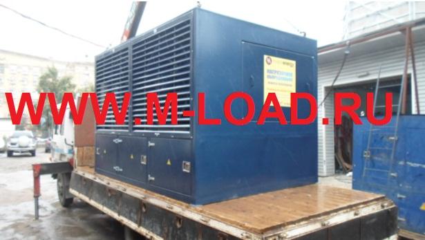нагрузочный модуль 1500 кВт