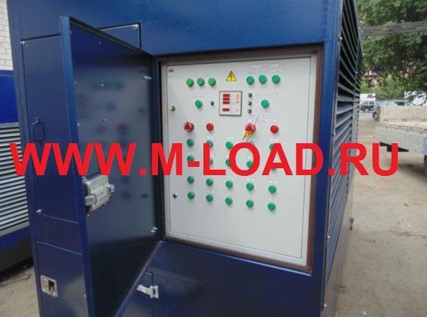 тестирование 20 дизельных электростанций SDMO различной мощности от 500 до 1000 кВт