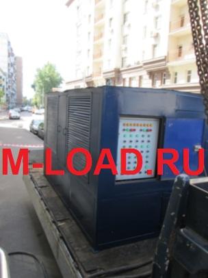 аренда нагрузочной станции на 1000 кВт