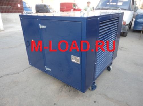 Нагрузочное устройство 500 кВт
