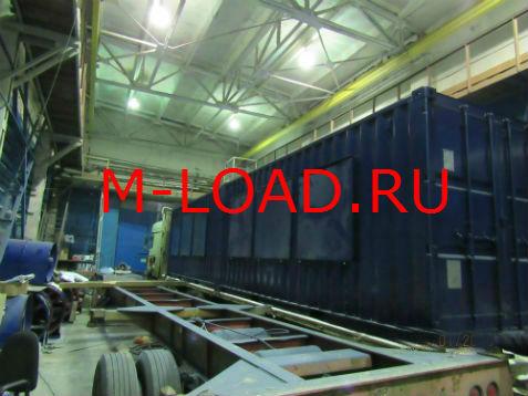 нагрузочный модуль НМ-2400-К3 в контейнере