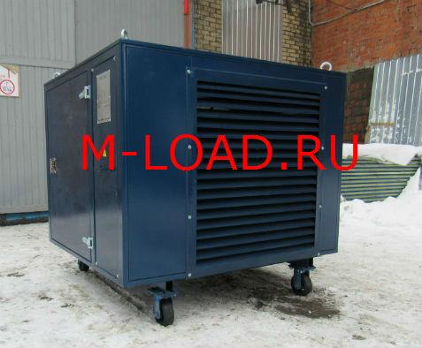 нагрузочный модуль НМ-170-К2 во всепогодном кожухе