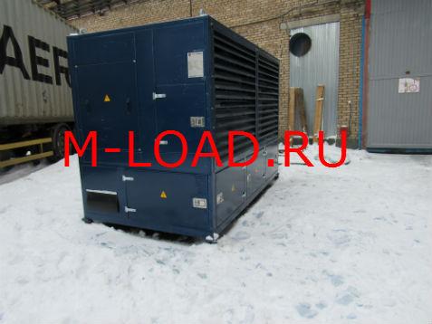 Нагрузочная установка на 1500 кВт