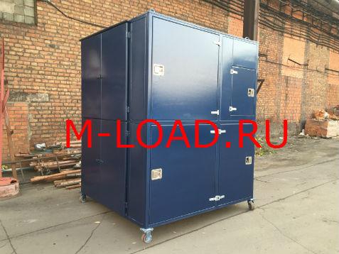 Нагрузочная установка на 1600 кВт