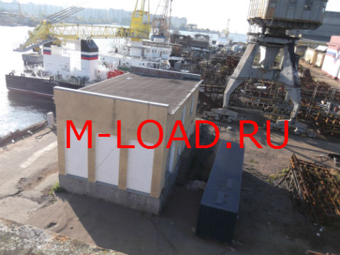 Активно-реактивный нагрузочный модуль 4000 кВт (5 МВА)