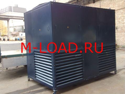Активно-реактивный нагрузочный модуль 1800 кВт (2250 кВА)