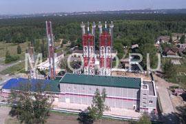 испытания электростанций, генераторов CAT
