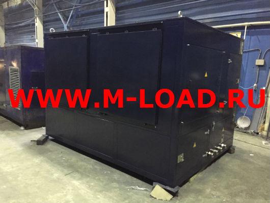 Нагрузочная установка 1800 кВт, 690В для судостроительного предприятия