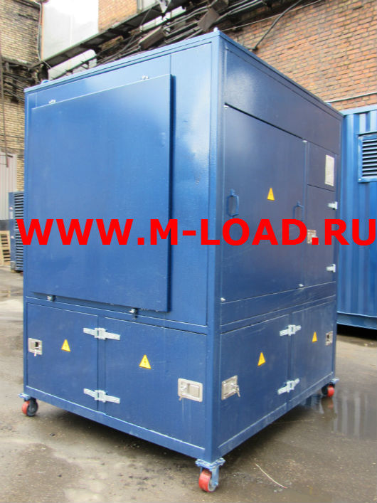 Активно-реактивный нагрузочный модуль 800 кВт (1000 кВА)