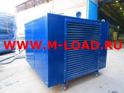 Нагрузочный модуль 400 кВт для авиакомпании