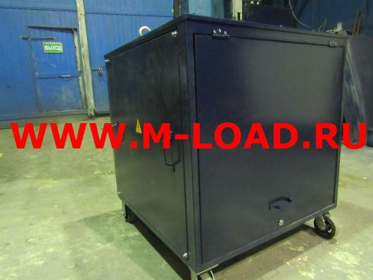 Нагрузочный модуль 150 кВт (НМ-150-К2)