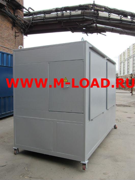 Нагрузочный модуль специального исполнения на 1400 кВт