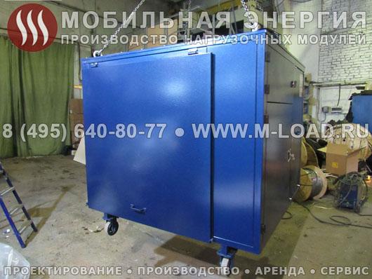 НМ-400-К2 для системы резервного электроснабжения предприятия
