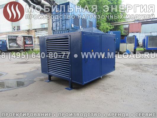 НМ-500-К2 для системы резервного (аварийного) электроснабжения предприятия