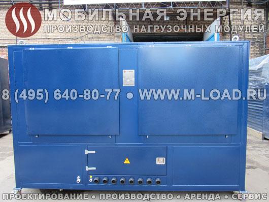 Нагрузочная станция постоянного тока 2500 кВт с напряжением до 1000 В