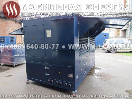 Нагрузочный модуль резистивный 2500 кВт для ДГУ GE Jenbacher