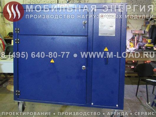 Резистивный нагрузочный модуль НМ-70-К2