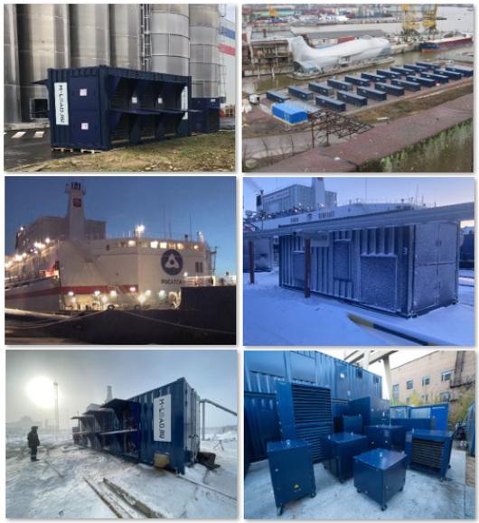 нагрузочные модули, нагрузочное оборудование, нагрузочные стенды