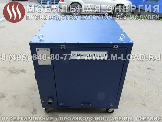 Резистивный нагрузочный модуль 200 кВт для моторного завода