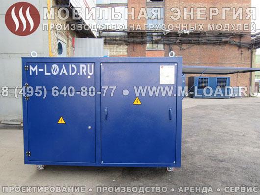 Нагрузочный модуль НМ-500-Т400-К2 для сети автозаправочных станций