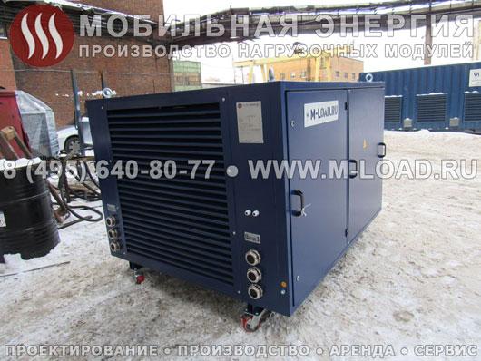 Балластное сопротивление 700 кВт (900 кВА) для испытаний электростанций