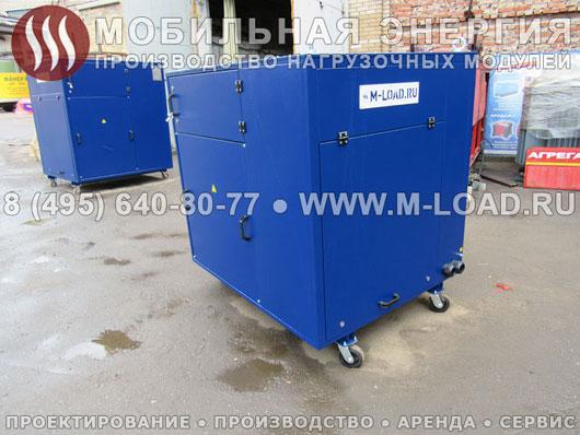 Нагрузочный модуль НМ-450-Т400-К2 для филиала крупного российского банка