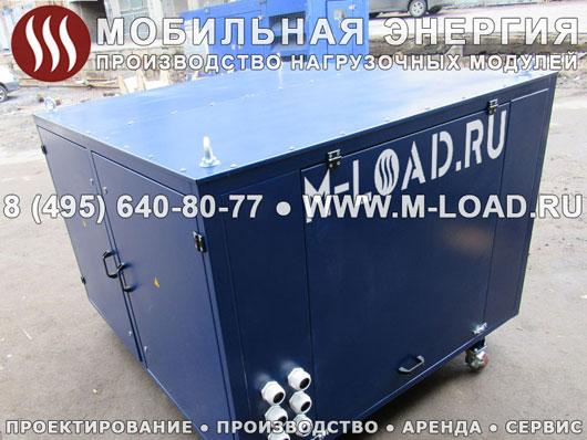 Эквивалент электрической мощности 800 кВт / 0,4 кВ для строительной компании