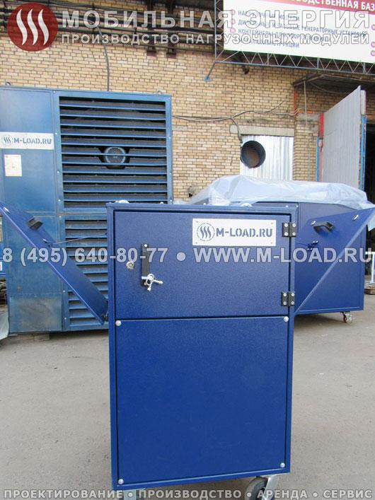Нагрузочное сопротивление 150 кВт для строительной компании